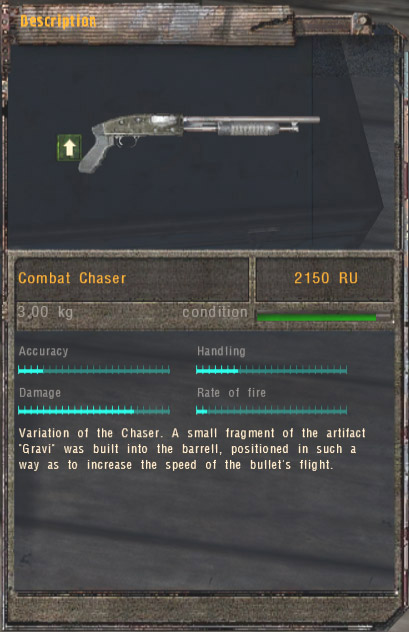 Combat Chaser (Click image or link to go back)