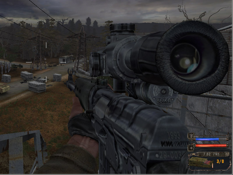 Sniper Rifle SVDm2 (Click image or link to go back)