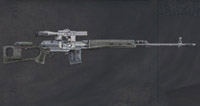 Sniper Rifle SVDm2 (Click to view large version)