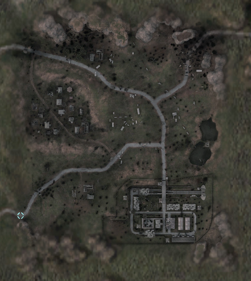 Army Warehouses (Click image or link to go back)