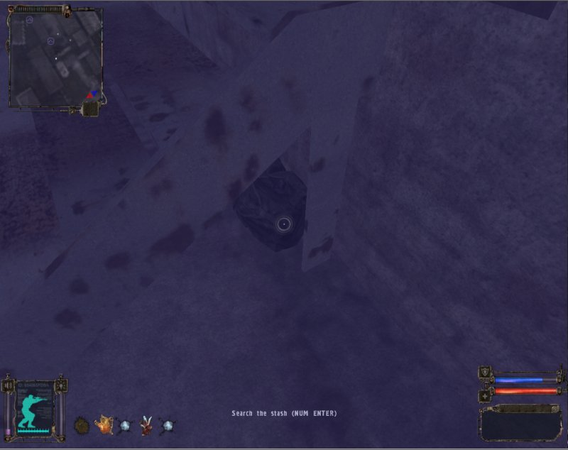 Stash: Stalker's backpack (Click image or link to go back)