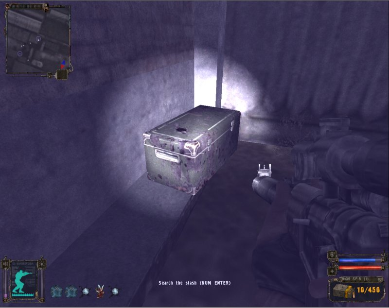Stash: Chest under the small house (Click image or link to go back)